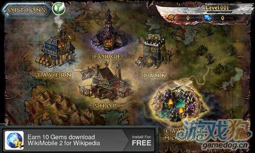 动作游戏:永恒勇士 去消灭恶魔拯救世界2