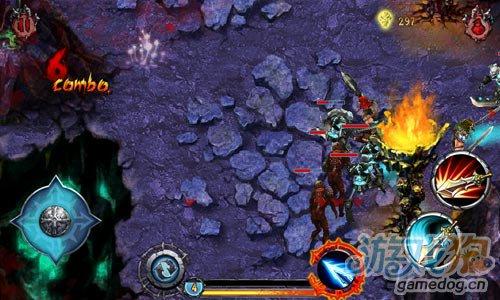 动作游戏:永恒勇士 去消灭恶魔拯救世界4