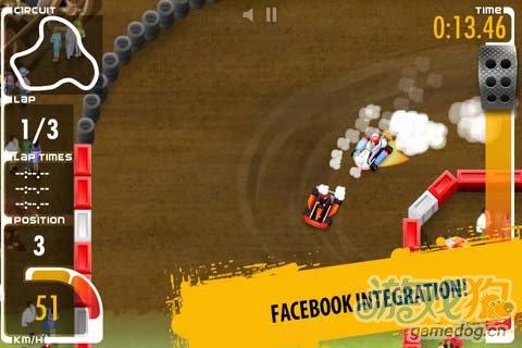 竞速游戏:红牛卡丁车赛 挑战更快速度2