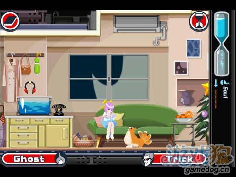 冒险游戏:幽灵诡计幻影侦探 巧用智慧3