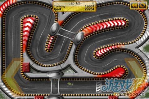 安卓竞速游戏:小小拉力赛 简单又好玩2