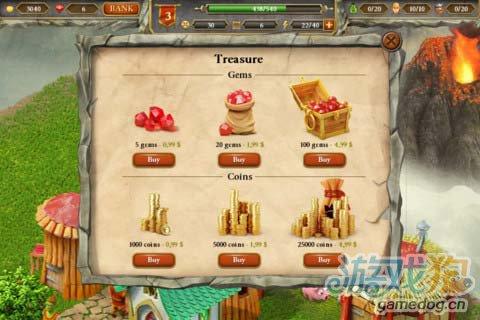 策略游戏:梦幻岛 去统一世界恢复和平3