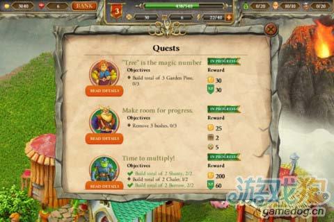 策略游戏:梦幻岛 去统一世界恢复和平2