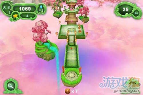 安卓中国风平衡球游戏 七星传说2 国内预告2