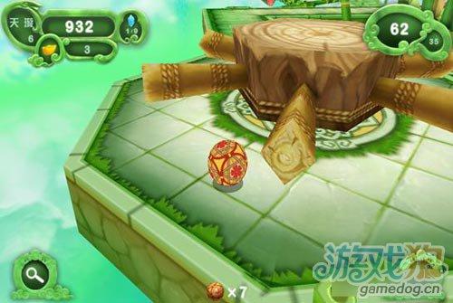 安卓中国风平衡球游戏 七星传说2 国内预告4