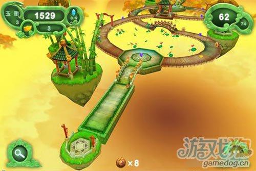 安卓中国风平衡球游戏 七星传说2 国内预告3
