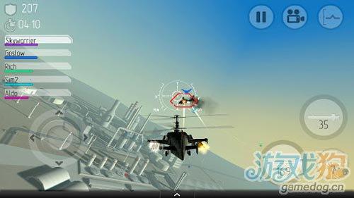 激烈逼真的飞行空战:直升机空战 评测4