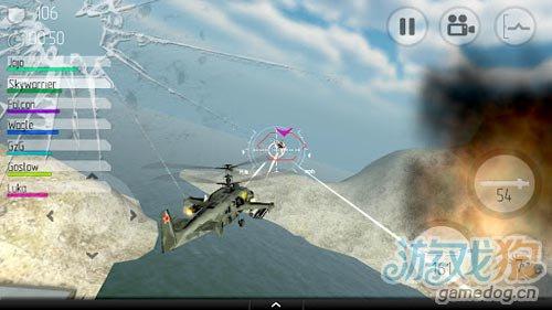 激烈逼真的飞行空战:直升机空战 评测3