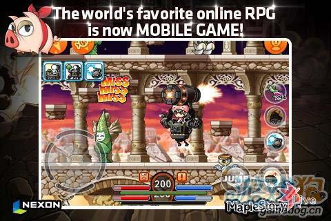 冒险游戏:枫叶冒险岛 去展开你的冒险吧1