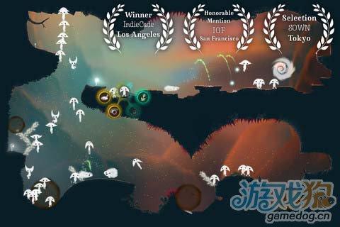 冒险闯关游戏:树叶精灵 给你风的感觉1