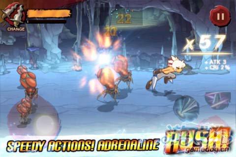角色扮演游戏:三剑之舞 让你热血沸腾2