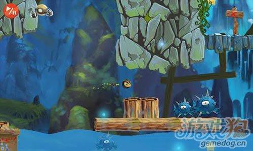 横版冒险游戏:黄金忍者 给你紧张刺激的难忘感觉2
