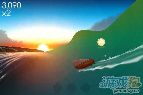 极限冲浪《Infinite Surf》即将发布更加野性疯狂2