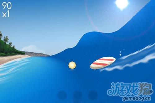 极限冲浪《Infinite Surf》即将发布更加野性疯狂1