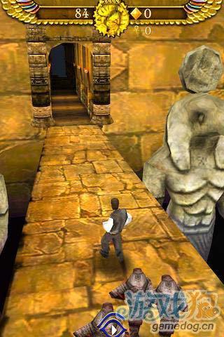 惊险刺激游戏:古墓逃脱 去逃离木乃伊的追捕吧2