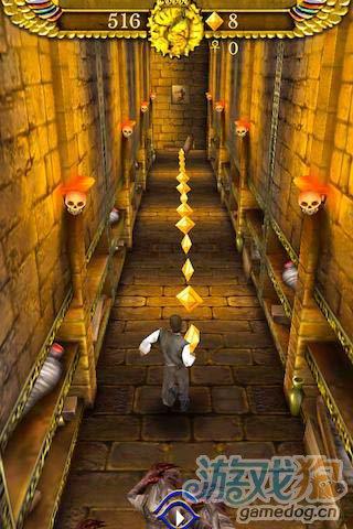 惊险刺激游戏:古墓逃脱 去逃离木乃伊的追捕吧1