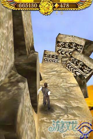 惊险刺激游戏:古墓逃脱 去逃离木乃伊的追捕吧4