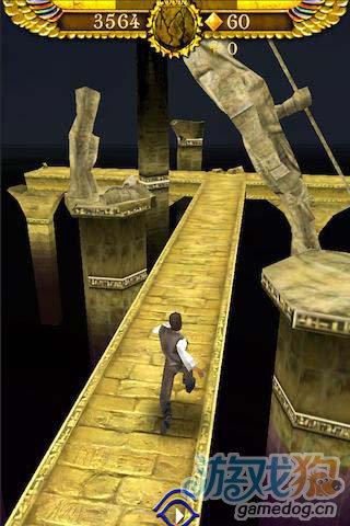 惊险刺激游戏:古墓逃脱 去逃离木乃伊的追捕吧3