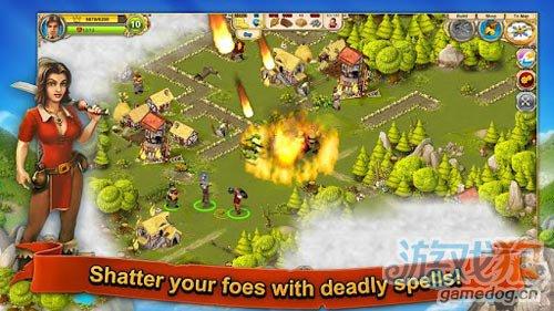 模拟经营游戏:王国统治 去统治你的王国吧2