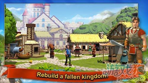 模拟经营游戏:王国统治 去统治你的王国吧1