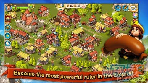 模拟经营游戏:王国统治 去统治你的王国吧3