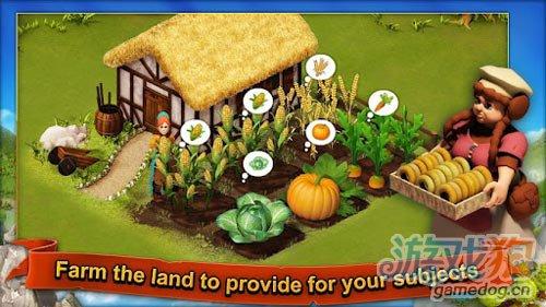 模拟经营游戏:王国统治 去统治你的王国吧5