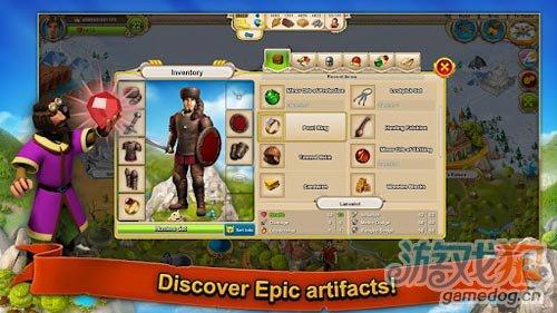 模拟经营游戏:王国统治 去统治你的王国吧4
