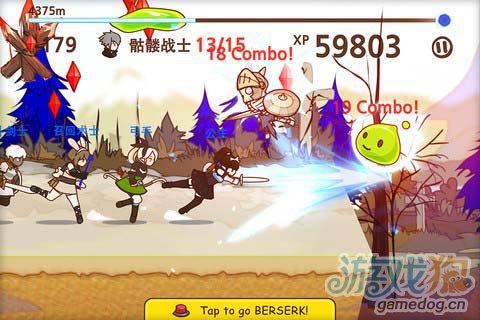 童话风格跑酷游戏:幻想奔跑者 新评测2