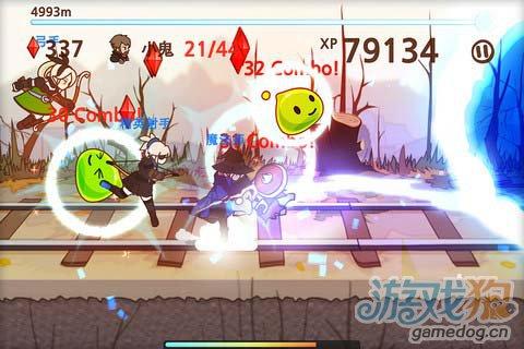 童话风格跑酷游戏:幻想奔跑者 新评测4