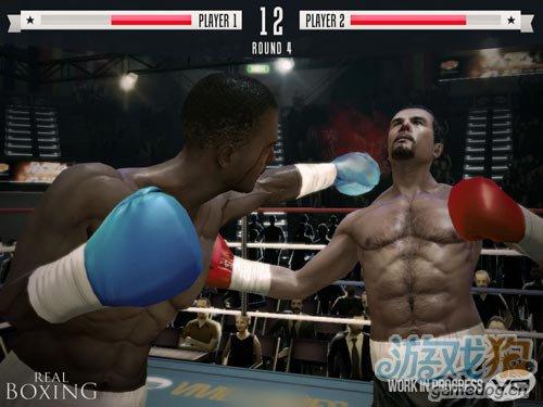 拳击游戏《Real Boxing》来一场真实的较量