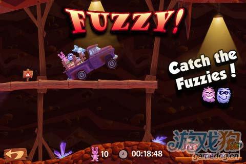 休闲游戏:小熊卡车 富有挑战性有趣游戏4
