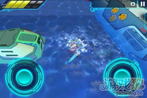 动作游戏:机甲格斗 来一场最终的决战3