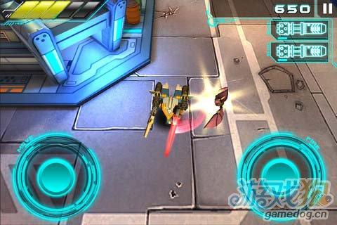 动作游戏:机甲格斗 来一场最终的决战5