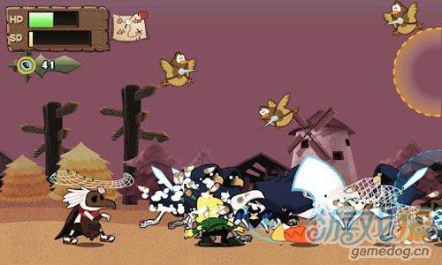 风格独特动作游戏:鸟尼拔 去战胜个性十足的敌人4
