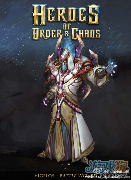 类DOTA《Hero of OrderChaos》Gameloft出品2
