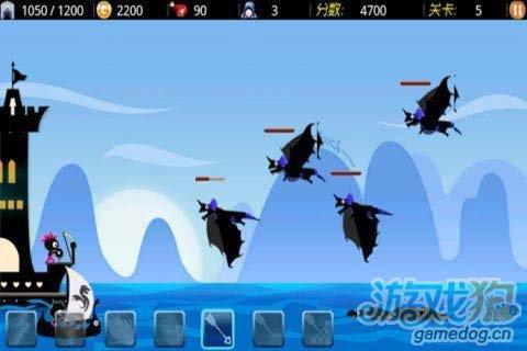 动作游戏:屠龙猎手 去消灭入侵的魔龙3