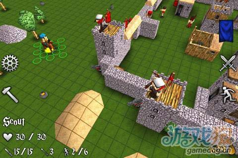 守护属于您的荣耀:战斗与城堡 击退所有的入侵者2