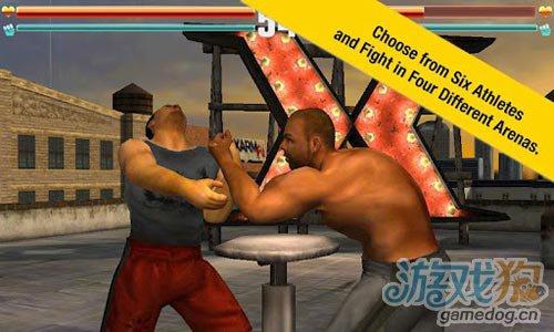 动作游戏:极限掰手腕 来一场汗水与毅力的战斗吧3