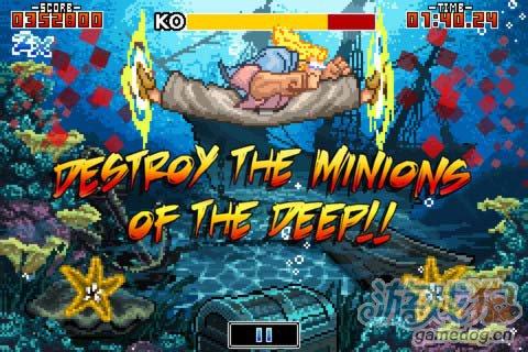 恶搞休闲游戏:无敌神拳 带给你无限欢乐3