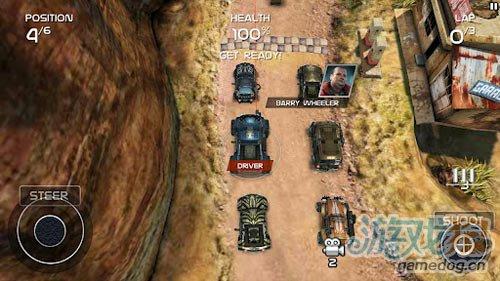 火爆刺激赛车游戏:死亡拉力赛 新评测2