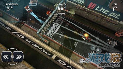火爆刺激赛车游戏:死亡拉力赛 新评测3