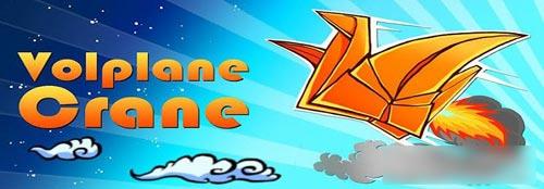 安卓版新游戏:成为纸鹤飞过天际 滑翔纸鹤1