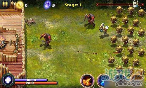 新鲜炫酷塔防游戏DreamStudios发布魔法防御3