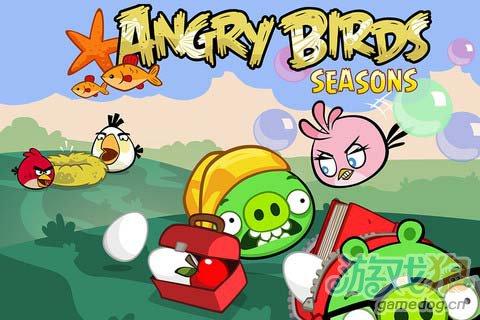 经典大作:愤怒的小鸟返校季版 新评测1