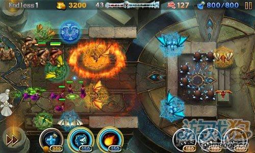 策略游戏:龙穴守护者圣地 防守来犯敌人保护龙蛋1