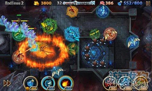 策略游戏:龙穴守护者圣地 防守来犯敌人保护龙蛋2