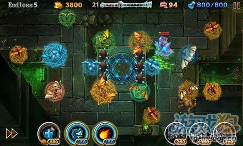 策略游戏:龙穴守护者圣地 防守来犯敌人保护龙蛋5