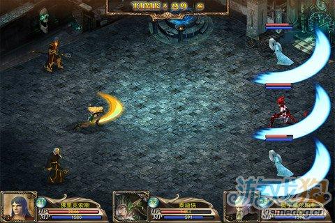 策略游戏:万神之怒EX 去掌握自己的命运3