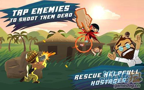 玩法独特射击游戏:致命伤害 更新评测1