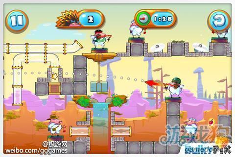 《拯救绵羊大兵2》即将移植到安卓游戏平台2